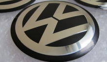Volkswagen naafdop Stickers 57mm _img